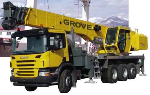 Grove TMC 540