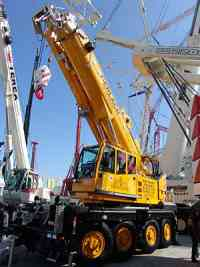 Terex-Demag AC 70 City, Terex-Demag