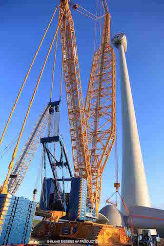 ������������� �������� Boom Booster �� Terex Cranes — �������� ������ Swedish Steel Prize 2015